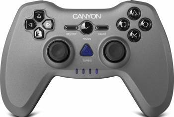 Gamepad Wireless Canyon 3in1 CNS-GPW6 PC PS2 PS3 Gamepad & Joystick
