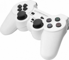 Gamepad Esperanza EGG107W Trooper PC/PS3 Gamepad & Joystick