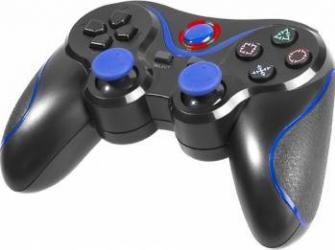 Gamepad wireless Tracer Blue Fox PS3