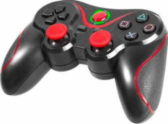 Gamepad wireless Tracer Red Fox PS3 Gamepad & Joystick