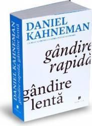 Gandire rapida gandire lenta - Daniel Kahneman
