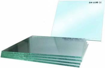 Geam transparent (sticla)  90x110x2mm pentru masca sudura (set 5buc) Accesorii Sudura