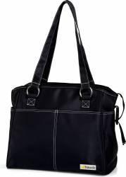 Geanta Bebe City Bag-Black Genti pentru mamici