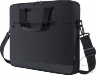 Geanta Laptop Belkin 15 6 Messenger Black Genti Laptop