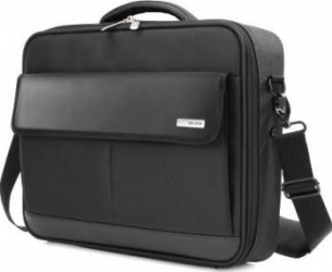 Geanta Laptop Belkin15 6 Polyester Black Genti Laptop