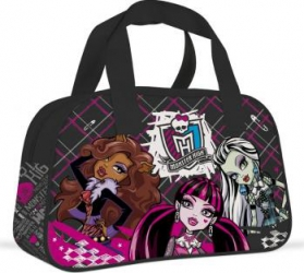 Geanta de mana Monster High Hobby BTS Rechizite
