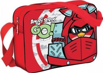 Geanta de umar Angry Birds Go Perona Rechizite