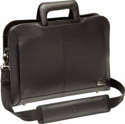 Geanta Laptop Dell XPS Executive Leather 13 Black Genti Laptop