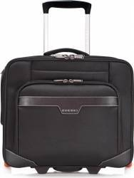 Geanta Everki Troler Journey 16 Black Genti Laptop