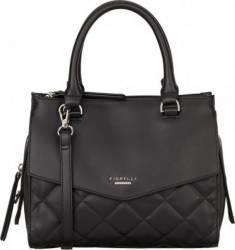 Geanta Fiorelli Handbag Mia Black Quilt Genti de dama