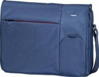 Geanta Laptop Hama Marseille Messenger 15.6 Blue