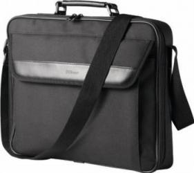 Geanta Laptop 17.3 Trust Atlanta Black Genti Laptop
