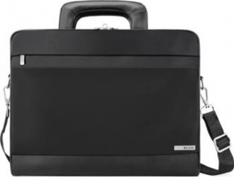 Geanta Laptop Belkin 15.6 Suit Line Black Genti Laptop
