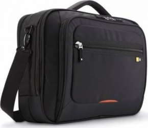 Geanta Laptop Case Logic Corporate Nylon 16 Black Genti Laptop