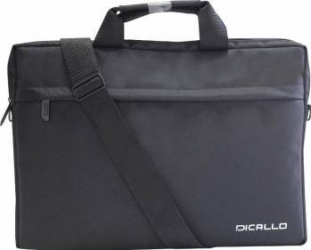Geanta Laptop Dicallo LLM0314 15.6 inch Black Genti Laptop