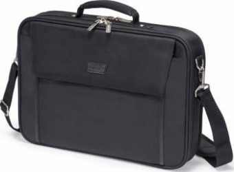 Geanta Laptop Dicota Multi Plus BASE 15 - 17.3 inch Black Genti Laptop