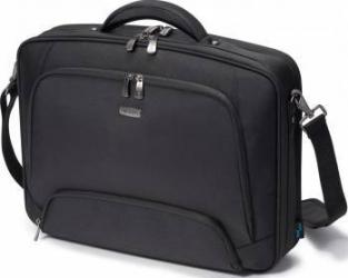 Geanta Laptop Dicota Multi PRO 13 - 15.6 inch Black Genti Laptop