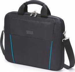 Geanta Laptop Dicota Slim 12 - 13.3 Black - Blue Genti Laptop