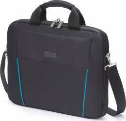 Geanta Laptop Dicota Slim 14 - 15.6 Black - Blue Genti Laptop