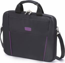 Geanta Laptop Dicota Slim 14 - 15.6 Black - Purple Genti Laptop