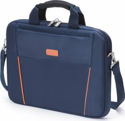 Geanta Laptop Dicota Slim 14 - 15.6 Blue - Orange