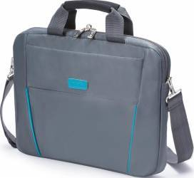 Geanta Laptop Dicota Slim 14 - 15.6 Grey - Blue Genti Laptop