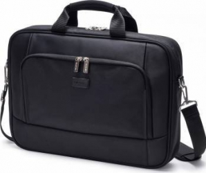 Geanta Laptop Dicota Top Traveller Base 12 - 13.3 inch Black Genti Laptop