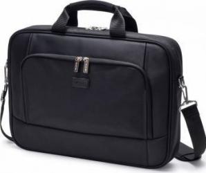 Geanta Laptop Dicota Top Traveller Base 12 - 13.3 inch Black Genti Laptop