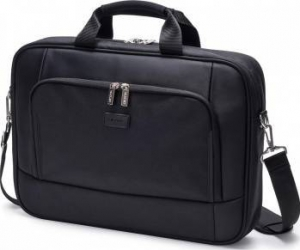 Geanta Laptop Dicota Top Traveller BASE 14 - 15.6inch Neagra Genti Laptop