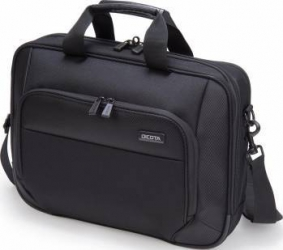 Geanta Laptop Dicota Top Traveller ECO 12 - 14.1 Black Genti Laptop