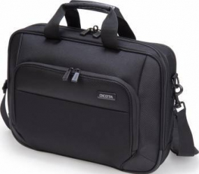 Geanta Laptop Dicota Top Traveller ECO 15 - 17.3 Black Genti Laptop