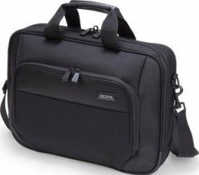 Geanta Laptop Dicota Top Traveller ECO 15 - 17.3 Black Genti Laptop