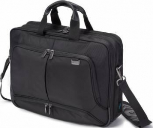 Geanta Laptop Dicota Top Traveller Pro 14 - 15.6 Black Genti Laptop