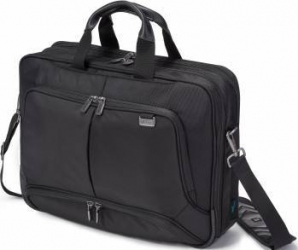 Geanta Laptop Dicota Top Traveller Pro 15 - 17.3 Black Genti Laptop