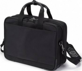 Geanta Laptop Dicota Top Traveller Twin 14 - 15.6 Black Genti Laptop