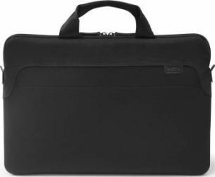Geanta Laptop Dicota Ultra Skin Plus PRO 14-14.1inch Neagra