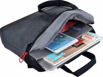 Geanta Laptop Emtec 15 Gri ECBAG15G100DG