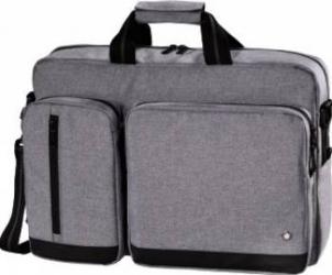 Geanta Laptop Hama Halifax 15.6 inch Grey