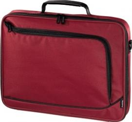 Geanta Laptop Hama Sportsline Bordeaux 15.6 Red Genti Laptop