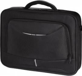 Geanta Laptop Hama Syscase 15.6 inch Black Genti Laptop