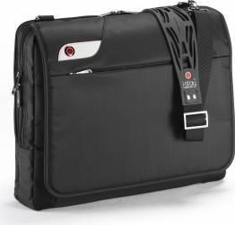 Geanta Laptop i-Stay Launch Messenger 15.6inch Neagra Genti Laptop