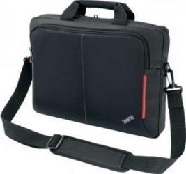 Geanta Laptop Lenovo Essential Topload 15.6 Black Genti Laptop