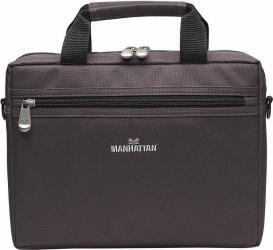 Geanta Laptop Manhattan Copenhagen 10.1 Dark Gray Genti Laptop