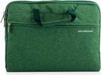 Geanta Laptop Modecom 13 inch Verde Genti Laptop