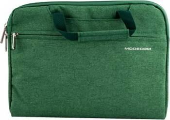 Geanta Laptop Modecom 15.6 inch Verde Genti Laptop