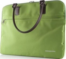 Geanta Laptop Modecom Charlton Green 15.6 Genti Laptop