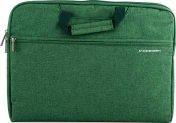 Geanta Laptop Modecom Highfill 13.3 Verde Genti Laptop