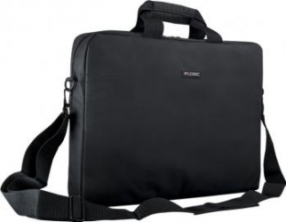 Geanta Laptop Modecom Logic Basic 15.6 - Neagra Genti Laptop