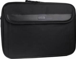 Geanta laptop Natec 15.4 Neagra Genti Laptop