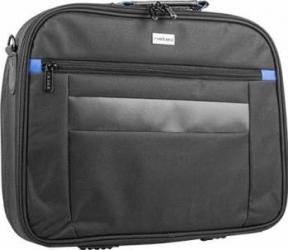 Geanta laptop Natec 15.6 Neagra Genti Laptop